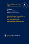 Tort and Insurance Law, vol. 7