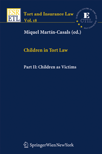 Tort and Insurance Law, vol. 18