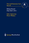 Tort and Insurance Law, vol. 10